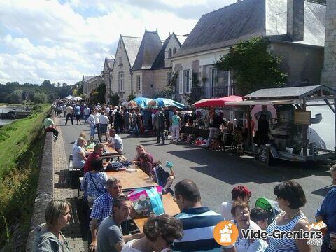 25 ème vide grenier du thoureil à gennes-val-de-loire - pays-de-la