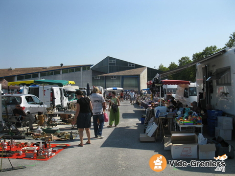 Brocante vide grenier de l 39 us saintes tennis de table - Ligue de tennis de table poitou charentes ...