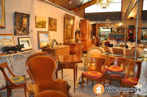 Salon Antiquaires Brocante Toutes Collections L